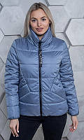 Женская Куртка 334021/4 42 голубой, фото 1