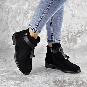 Ботинки женские Fashion Winsor 2209 36 размер 23,5 см Черный