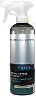 Cquartz fabric защита для ткани и кожи 500 мл