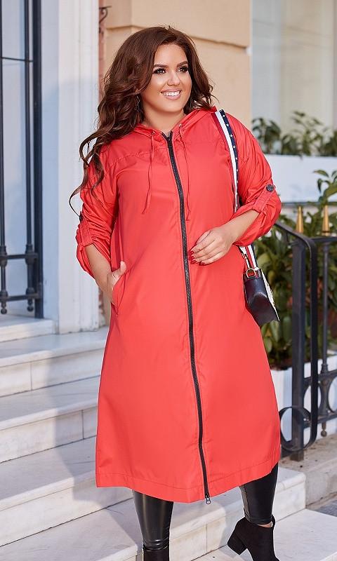 Женская Куртка 856709/3 50/52 красный