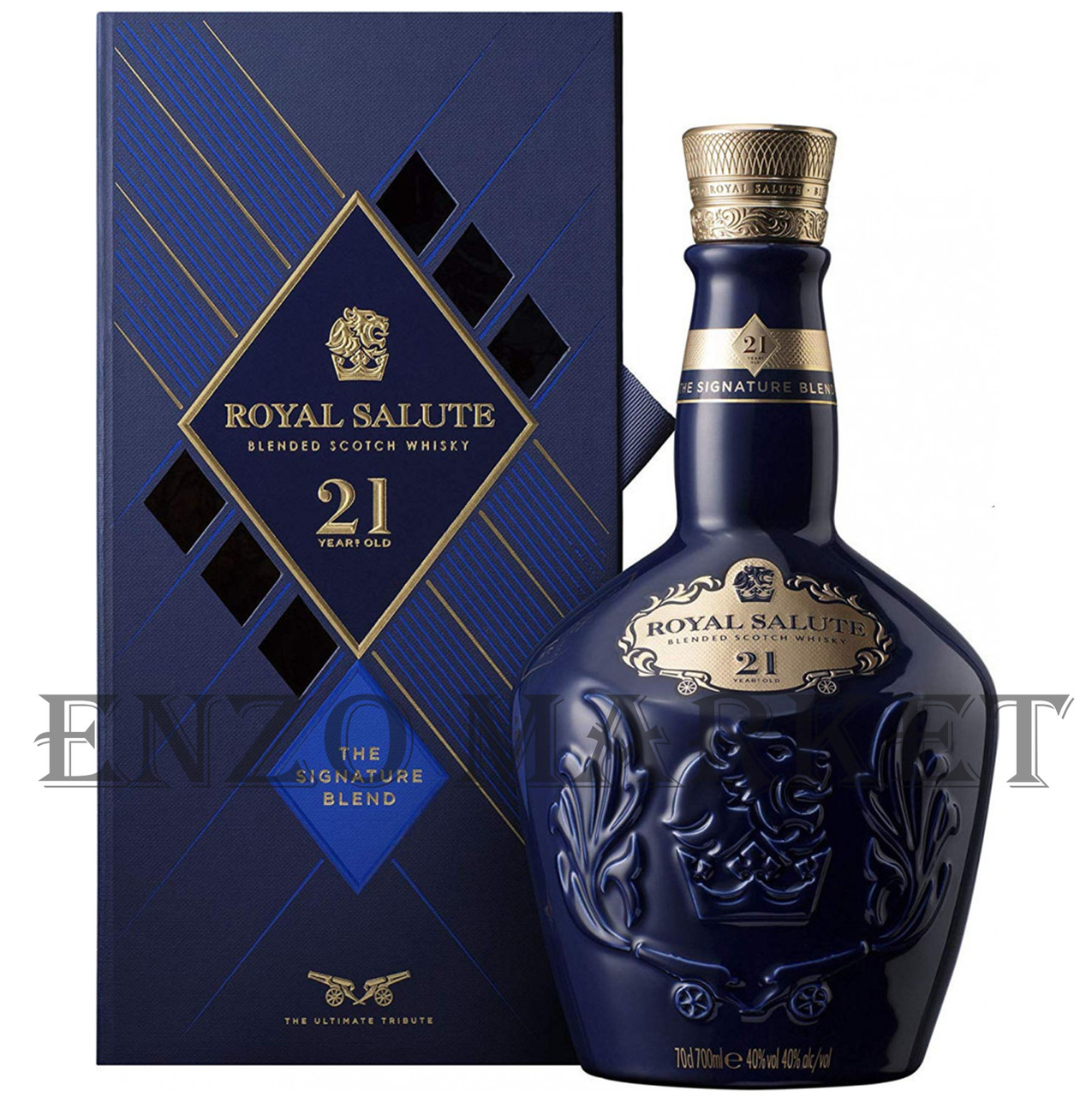 Виски Chivas Regal Royal Salute 21 y.o. (Чивас Ригал Роял Салют 21 год) 40%, 0,75 литра