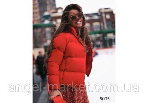 Осенняя теплая  женская  куртка новинка 2020