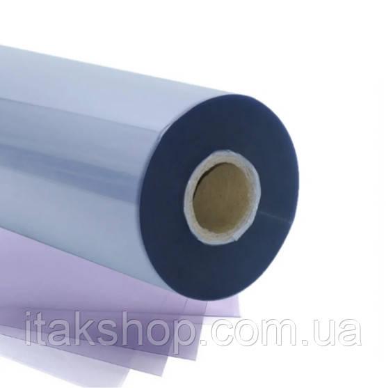 Мягкое стекло в рулонах Прозрачная защитная скатерть Soft Glass (Ширина - 1.4м, Длина - 50м, Толщина - 0,2мм)