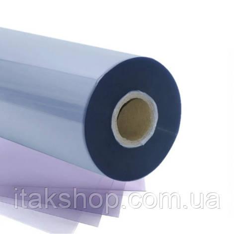 Мягкое стекло в рулонах Прозрачная защитная скатерть Soft Glass (Ширина - 1.4м, Длина - 50м, Толщина - 0,2мм), фото 2