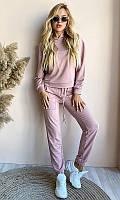 Спортивный костюм 28343/3 42/44 розовый, фото 1