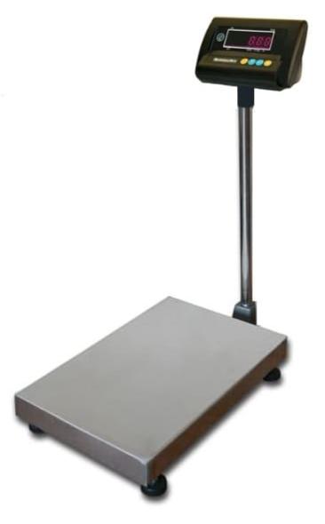 Весы товарные электронные ВТНЕ-100Н-6 (400 * 600)