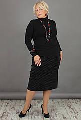 Женская юбка NadiN 1389 1 Черная 54 р 1389154, КОД: 1256500