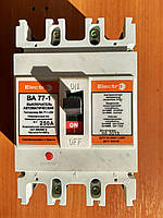 Автоматичний вимикач ВА-77 250А щитової