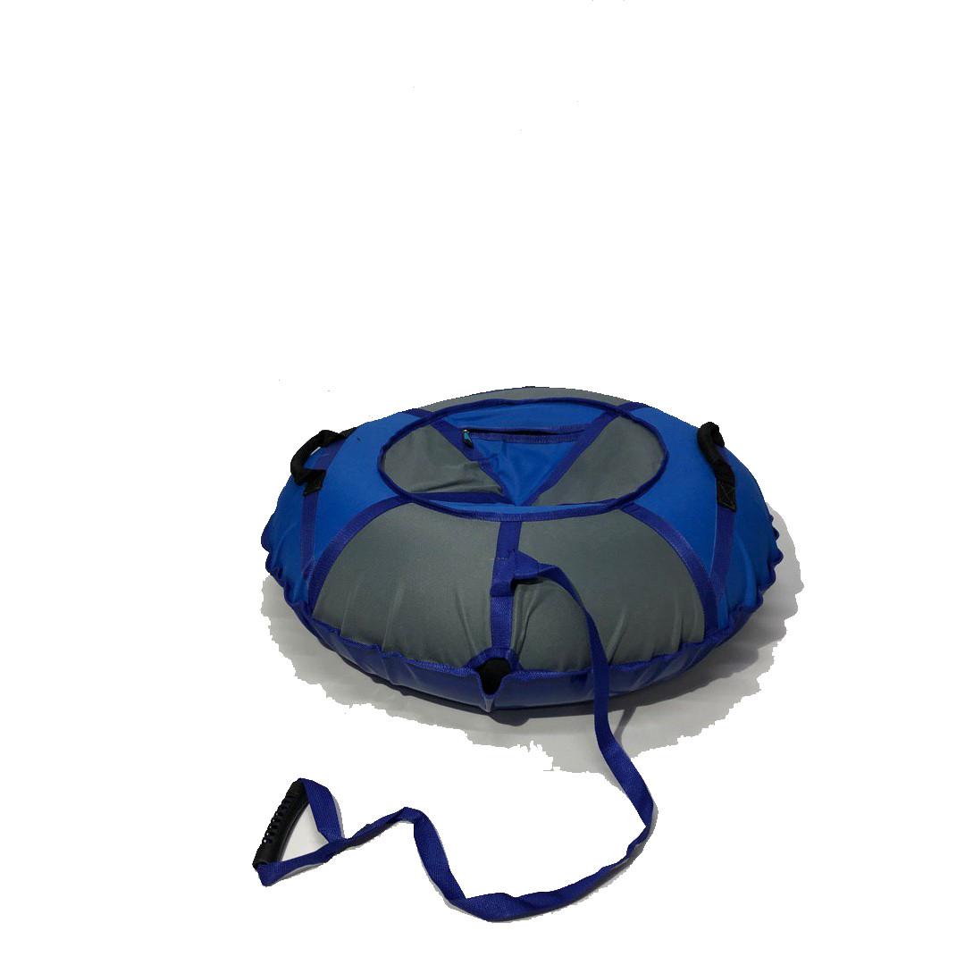 Тюбинг надувные санки ватрушка d 100 см серия Прокат Усиленная Nights для детей и взрослых