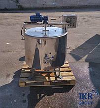 Сыроварня 75 литров / Варочный котел-сыроварня / пастеризатор з нержавейки для производства сыра новая