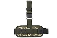 Кобура набедренная ПМ с платформой (oxford 600d, пиксель)