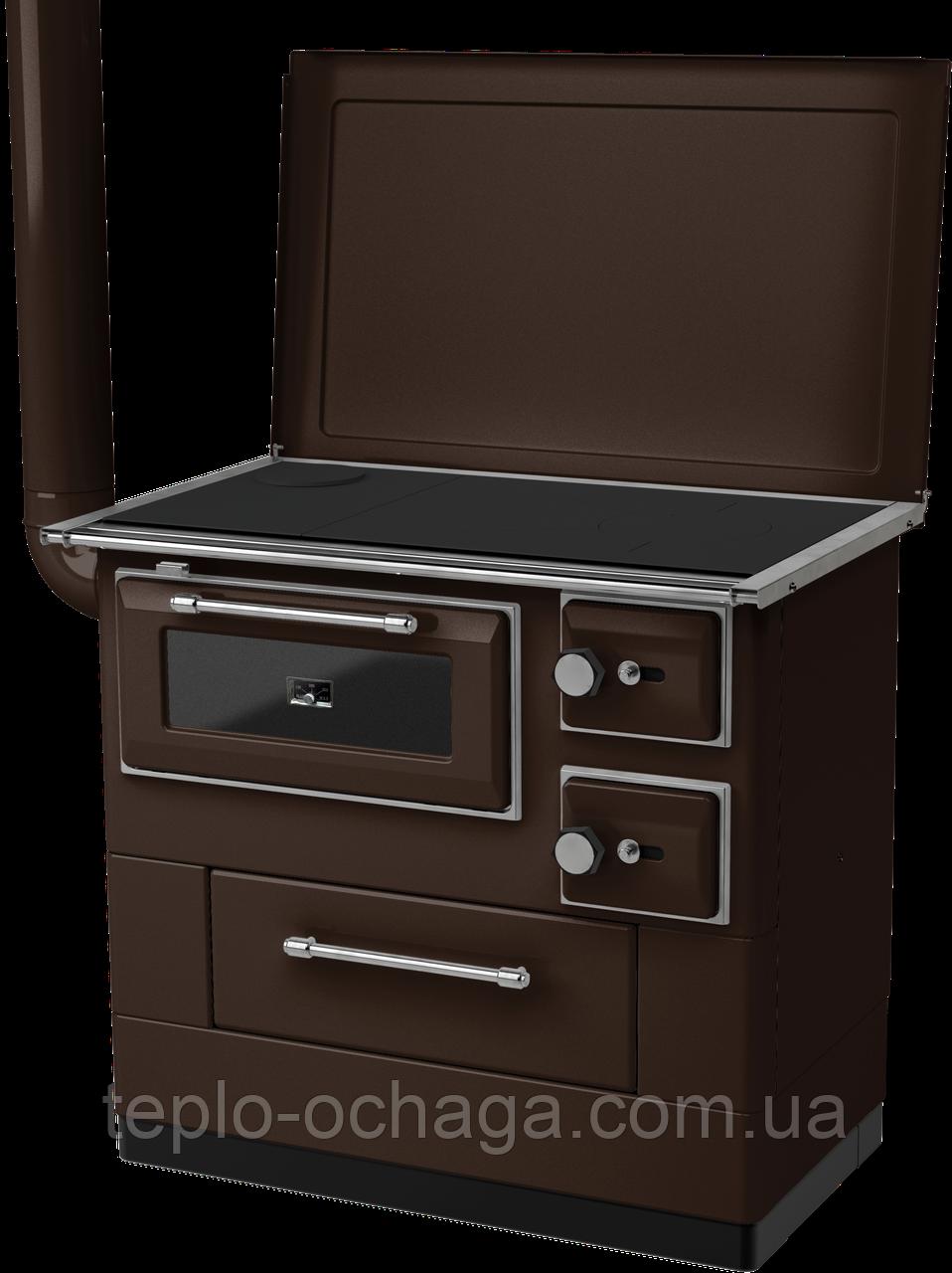 Дровяная печь-кухня MBS-10 New Line