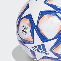 Мяч футбольный Adidas Finale League FS0256 №5 Белый, фото 3