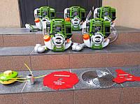Бензокоса 4-х-тактная BOSCH GTR 50 ОРИГИНАЛ (Германия) кусторез, триммер, мотокоса, фото 1