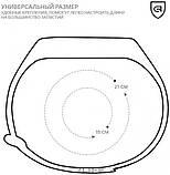 Набор ремешков для браслета Xiaomi Mi Band 2 Mi Fit Flax Черный/Лимонный/Белый/Розовый (n-745), фото 2