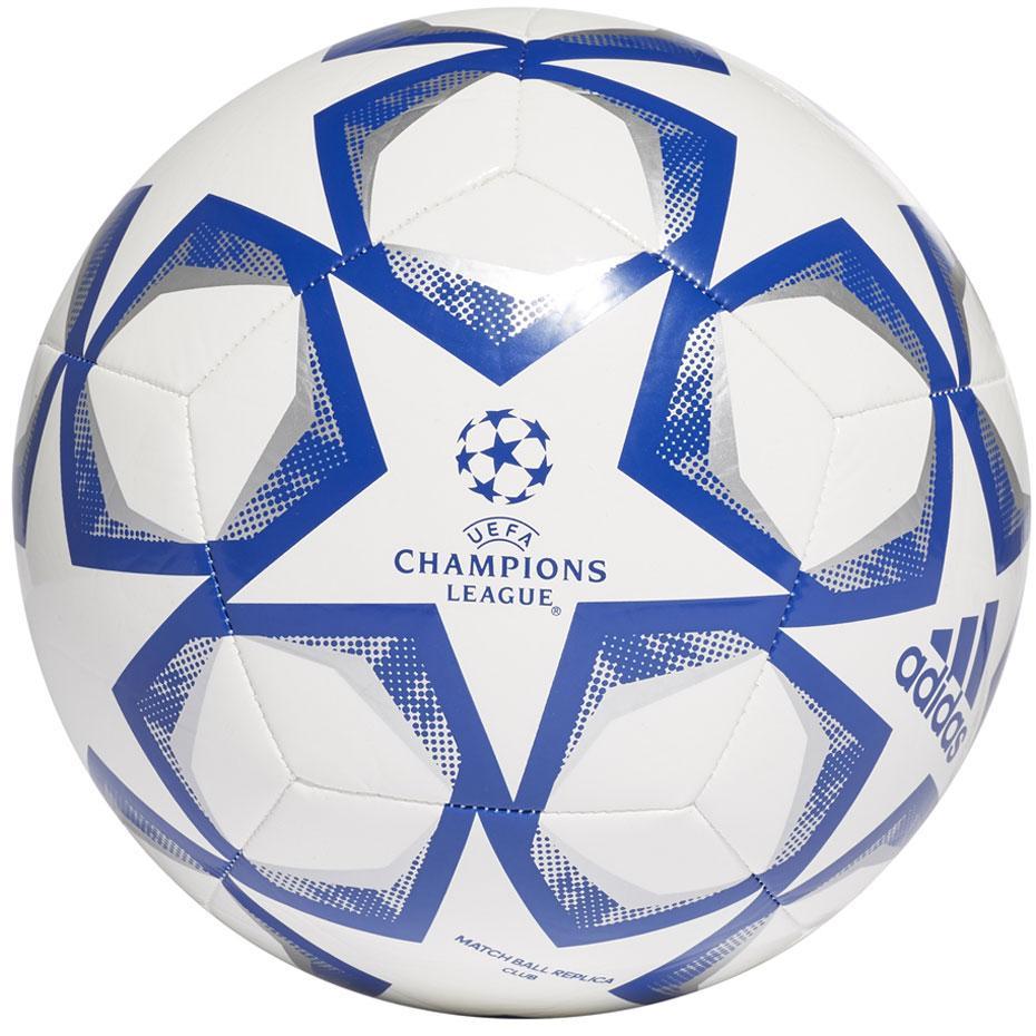 Мяч футбольный Adidas Finale 20 Club №5 FS0250 Белый