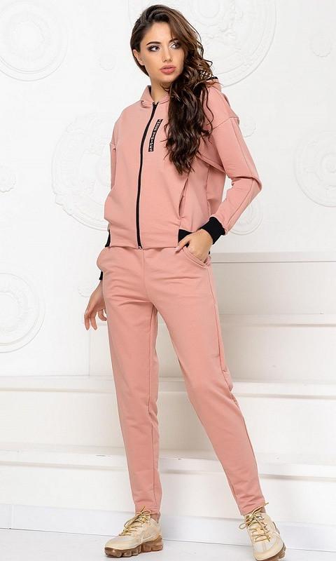 Спортивный костюм 28215/1 42/44 розовый