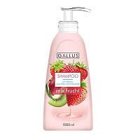 Шампунь для волосся з кератином Gallus Mix Frucht (фруктовий мікс) 1 л