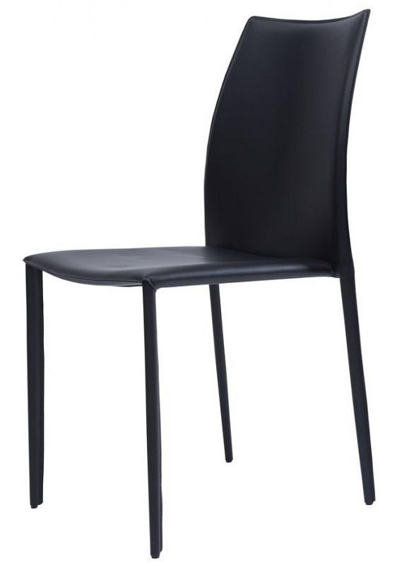 Стул Grand черный (111513) кожа Concepto
