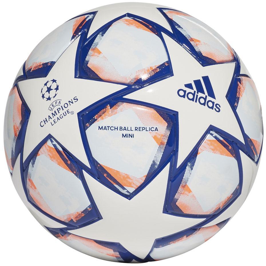 Мяч футбольный сувенирный Adidas Finale 20 Mini №1 FS0253