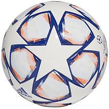 Мяч футбольный сувенирный Adidas Finale 20 Mini №1 FS0253, фото 2