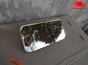 Зеркало боковое ЗИЛ 130 плоское метал.корп. 130В-8201052. Ціна з ПДВ.