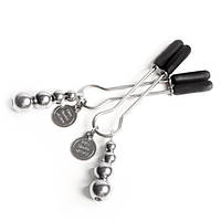 Зажимы для сосков Fifty Shades of Grey The Pinch Adjustable Nipple Clamps, фото 1