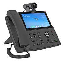 IP відеотелефон Fanvil X7A+CM60, фото 2