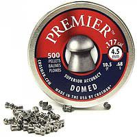 Пули Crosman Premier Domed 6-LUM77 (0.68г) 500шт