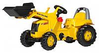 Педальний трактор Rolly Toys Rolly Kid Holland Construction 025053, фото 1
