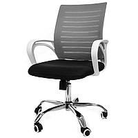 Офисное кресло для персонала NORDHOLD F420 GRAY