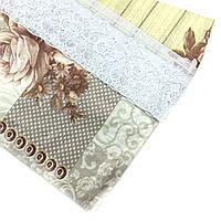 Скатерть на стол Синтетика тефлон (120х152см) расцветки в ассортименте