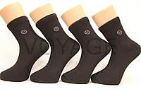Чоловічі шкарпетки середні стрейчеві Montebello Мкр 41-45 чорний