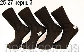Мужские носки высокие стрейчевые Житомир бизнес класс 25-27 черный