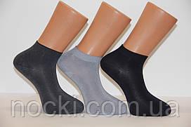 Мужские носки короткие с бамбука ф14 40-44 ассорти