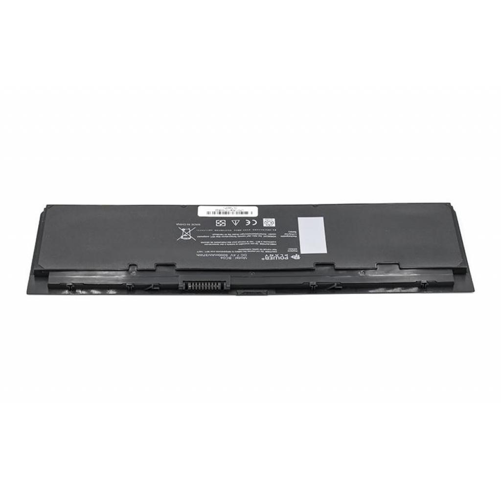 Аккумулятор для ноутбука DELL Latitude E7240 (WD52H, DL7240PJ) 7.4 V 5000mAh PowerPlant (NB440641)