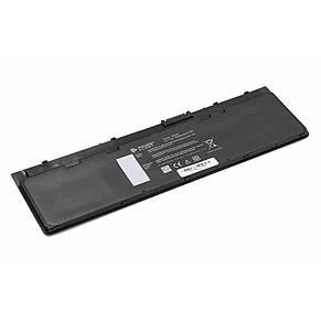 Аккумулятор для ноутбука DELL Latitude E7240 (WD52H, DL7240PJ) 7.4 V 5000mAh PowerPlant (NB440641), фото 2