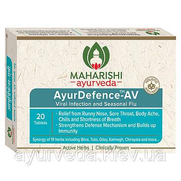 Аюрдефенс, AyurDefence-AV лечение и профилактика вирусных инфекций, гриппа, ОРВ, ОРЗ