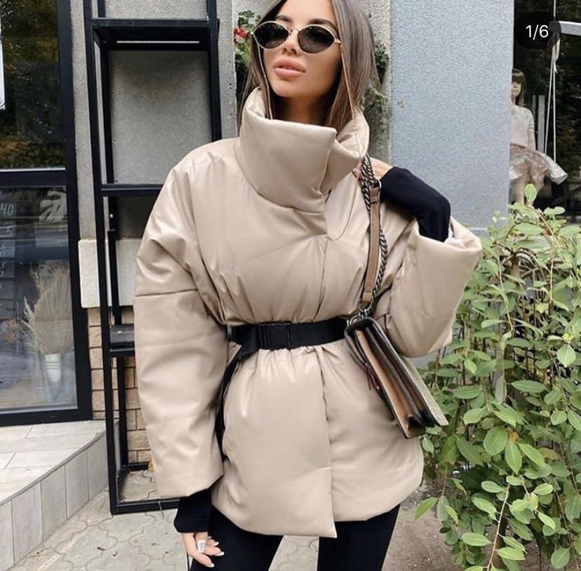 Куртка женская эко кожа весна-осень  42-44 44-46 рр.
