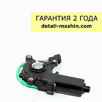 Мотор склопідіймача Lanos Sens лівий (привід моторедуктор) ДК