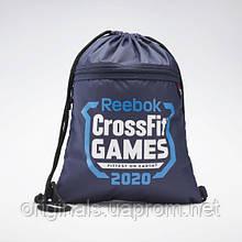 Сумка-мешок Кроссфит Reebok CrossFit® Games GI0030 2020/2 синяя