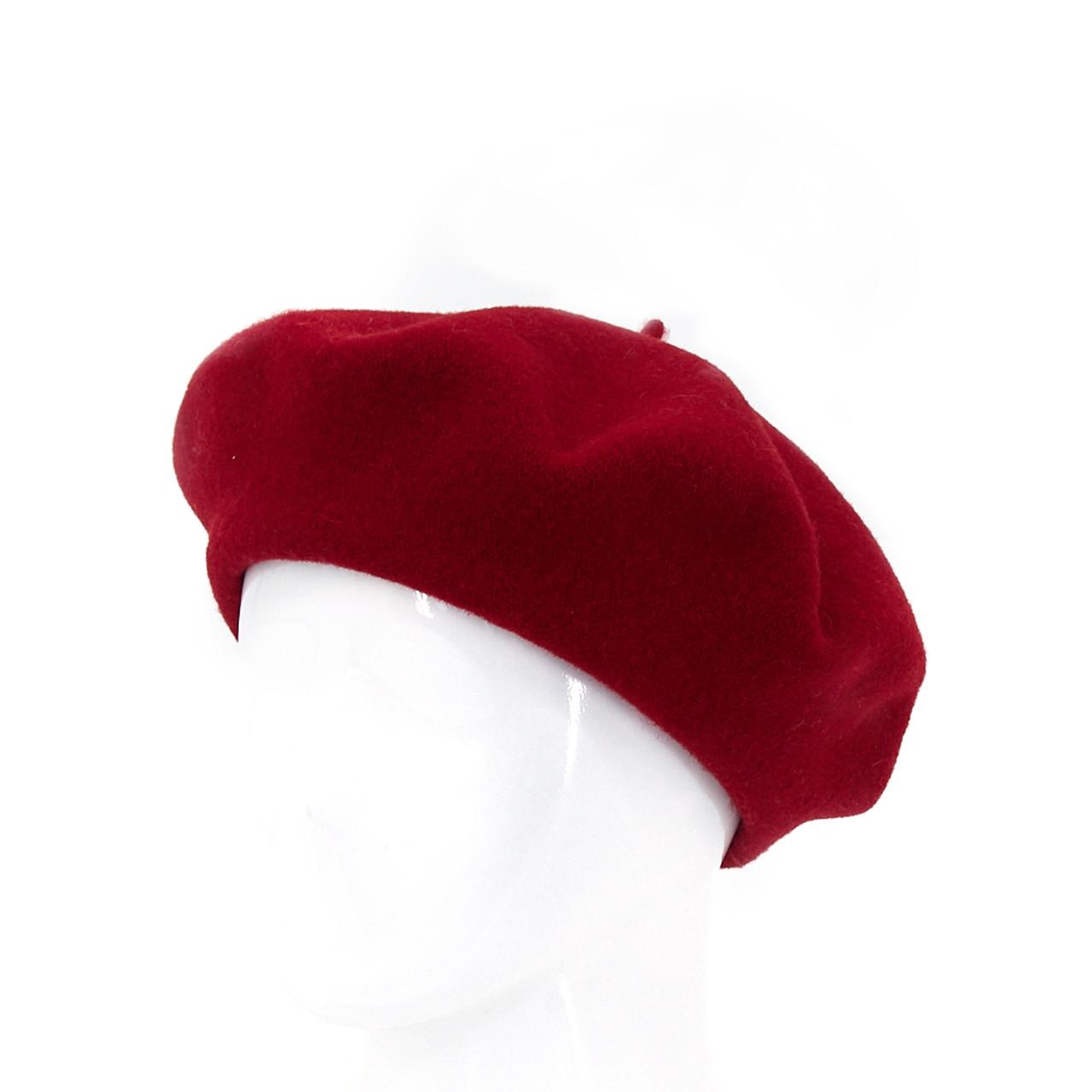Бере жіночий Marmilen Tonak Flora Super червоний ( FS030001 m )