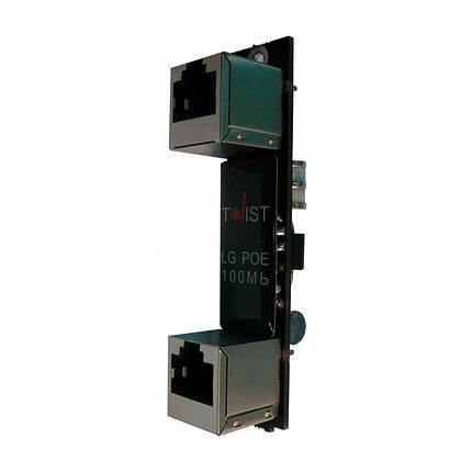 TWIST LG-PoE-100Mb-2U, фото 2