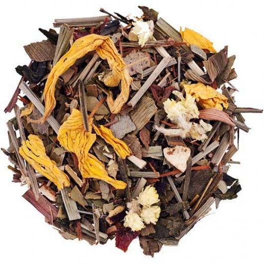 Чай Рассыпной Заварной Гинкго-Билобе крупно листовой Tea Star 100 гр Германия