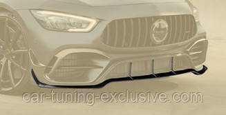 MANSORY front lip with middle splitters for Mercedes AMG GT 63S Х290
