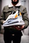 Мужские кроссовки Nike Air Max AM720-818 (белые) KS 1534, фото 4