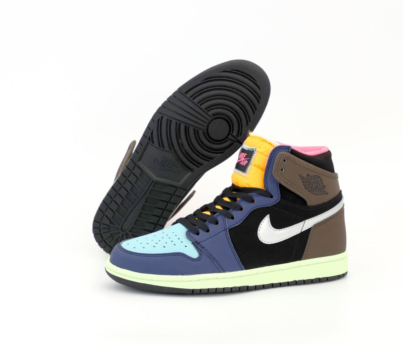 Мужские кроссовки Nike Air Jordan 1 Retro. [Размеры в наличии: 41,42,43,44,45]