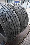 Шины б/у 225/45 R17 Pirelli Winter 210 Sottozero, 6 мм, пара, фото 2