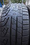Шины б/у 225/45 R17 Pirelli Winter 210 Sottozero, 6 мм, пара, фото 7