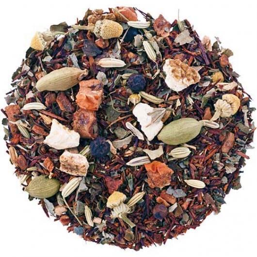 Чай Рассыпной Заварной Женские секреты крупно листовой Tea Star 100 гр Германия
